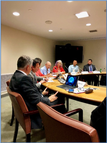 Photo caption: G3ict Side Event to the Conference of States Parties to the Convention on the Rights of Persons with Disabilities (COSP12) on 12 June 2019 in New York