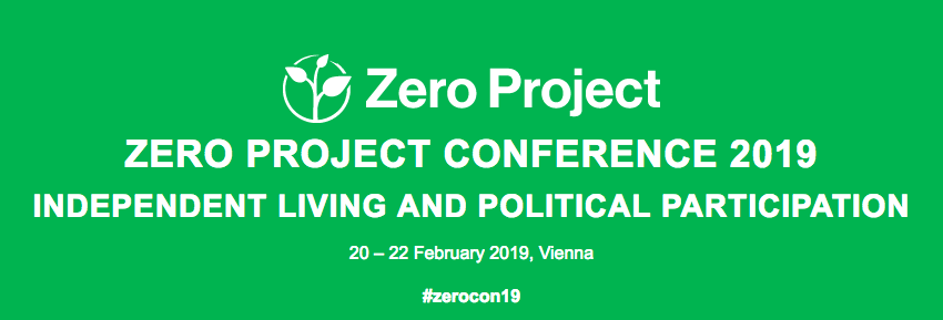 Zero Project Conference 2019